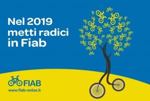 Campagna tesseramento Fiab 2019: sabato 10 e domenica 11 novembre appuntamenti in tutta Italia
