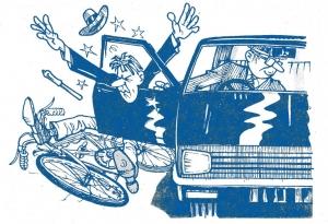 1984 - 1988 Il Codice Stradale non ci difende. Tiriamo un sasso in piccionaia .. e svegliamo Belzebù!