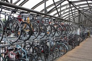Regione Piemonte: approvate le linee guida per i cicloposteggi nelle stazioni