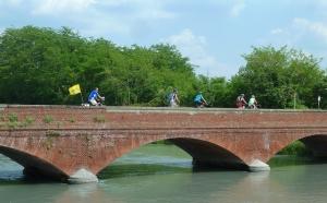 Lombardiainbici 2016 - la Via delle Risaie