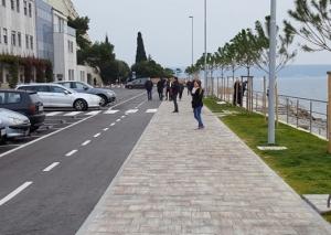 Servono spazi separati per ciclisti e pedoni sull'Anello ciclabile del Garda