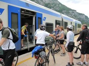 Treno+Bici. Il caso Calalzo visto da FIAB Belluno.