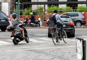 Una mobilità insoddisfacente.. e gli automobilisti scoprono la bici.