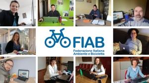 FIAB: un mese di smart working e solidarietà