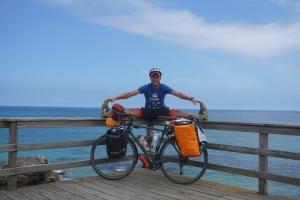 Il triatleta estremo che sostiene la FIAB