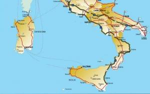 La situazione della rete cicloturistica italiana (3° parte - Sud Italia ed isole)
