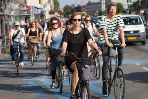 Italia meglio di Danimarca e Olanda? Sì, ma solo perché da loro le bici sono già realtà