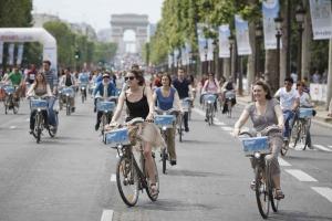 Obiettivo 2050: Parigi studia un futuro senza macchine
