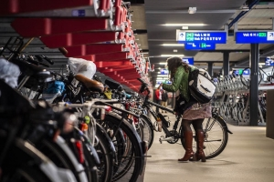A Utrecht la stazione più bike friendly: l'ultimo parcheggio ospita 3mila bici