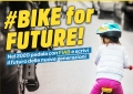 BIKE for FUTURE: ecco la nuova campagna tesseramento FIAB