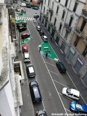 Zona 30, gente contenta: il commento sull'esperimento milanese di Fiab Ciclobby