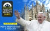 "All'evento ""Papa Francesco a Milano"" il Cycling Mobility Quality Gold Label"