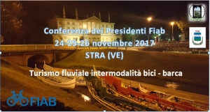 Conferenza dei Presidenti FIAB a Stra - VE