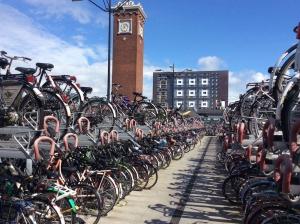 Com'è Nijmegen, la città di Velocity 2017. Dove l'utilizzo della bici sta al 60%